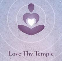 Love Thy Temple logo