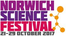 Norwich Science Festival 2017 logo