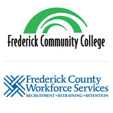 Frederick Community College and Frederick County Workforce Services logo