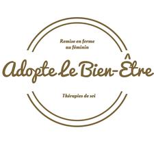 """Centre des Thérapies de Soi """"Adopte le Bien-Être"""" logo"""