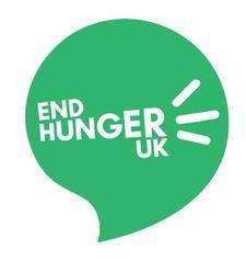 End Hunger UK  logo