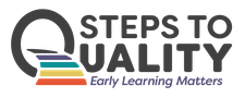 Butte Quality Early Learning Initiative Steps to Quality logo
