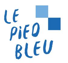Le Pied Bleu logo