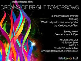 Dreams of Bright Tomorrows: a fundraising cabaret for...