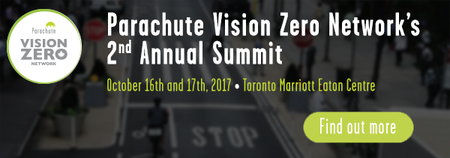 The Parachute Vision Zero Network 2nd Annual Summit