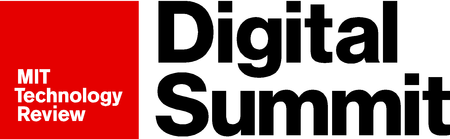 MIT Technology Review Digital Summit