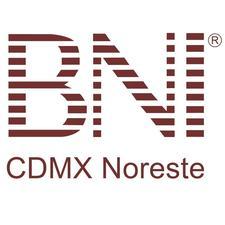 BNI CDMX NORESTE logo