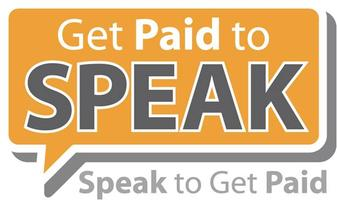 December 13 'PAID to SPEAK!' Seminar