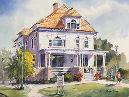 Plein Air Painters and Artists Reception