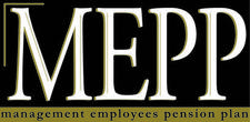 The Management Employees Pension Board  logo