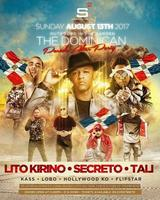 Dominican Day Parade After Party At Studio Square