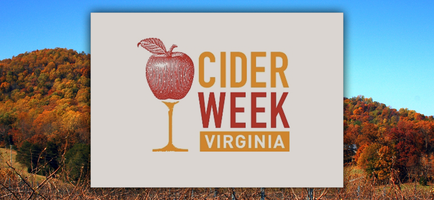VA Cider Week Kickoff - Drink This With That