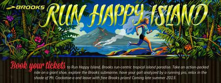 Brook's Run Happy Island Tour