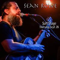 Sean Rowe on the Salt Stage