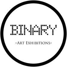 Binary Art Exhibitions logo