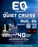 2nd Annual Quiet Cruise - Silent Disco Party