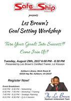 Les Brown's Goal Setting Workshop