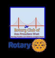 Rotary Club of San Francisco West logo