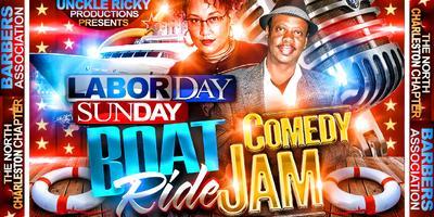 Labor Day Comedy Jam Boatride