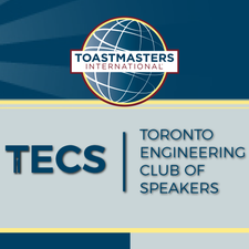 TECS - Toronto Engineering Club of Speakers logo