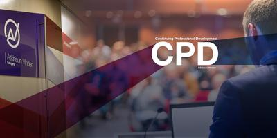 CPD TRAINING IN CHATSWOOD 12 SEPTEMBER 2017