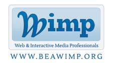 WIMP | Web & Interactive Media Professionals logo