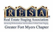 RESA Greater Fort Myers Chapter logo