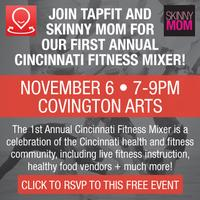 Cincinnati Fitness Mixer - Presented by TapFit and...
