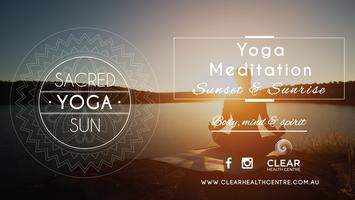 Yoga - Meditation Sunset & Sunrise