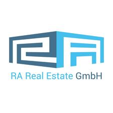RA Real Estate logo