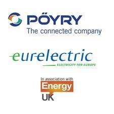 Pöyry & Eurelectric; in association with EnergyUK logo