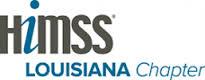 Louisiana Chapter of HIMSS logo