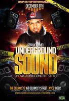 Underground Sound Showcase Featuring Stalley