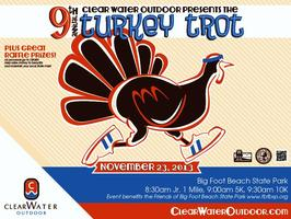 Clear Water Outdoor's 9th Annual Turkey Trot