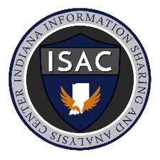 IN ISAC logo