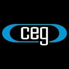 CEG Presents logo