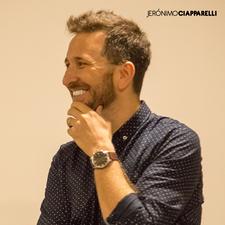Jerónimo Ciapparelli - Entrenador logo