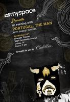 Myspace x Cadillac present Portugal. The Man & Shakey...