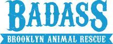 Badass Brooklyn Animal Rescue logo