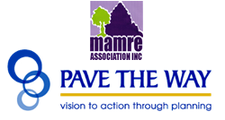 Mamre Pave The Way logo