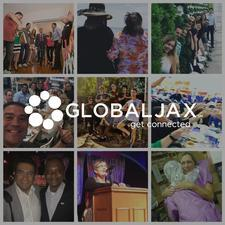 GlobalJax logo