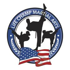 Life Champ Martial Arts of Kingstowne logo