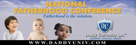 10th Annual National Fatherhood Conference
