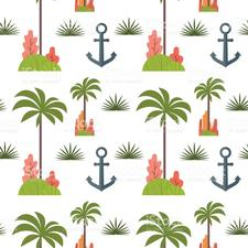 Anchor & Palm Trees Entertainment  logo