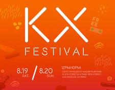KX Festival logo