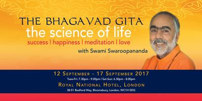 The Bhagavad Gita - The Science of Life