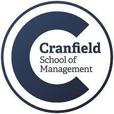 MSc in Management (MiM) Cranfield University logo