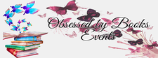 Obsessed by Books Events logo