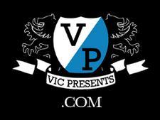 VIC PRESENTS logo