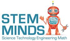 STEM MINDS logo